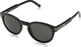 Mont Blanc MB0006S BLACK//BROWN 52//20//150 men Sunglasses