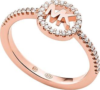 Michael Kors MKC1250AN791 Ladies Ring Rosegold