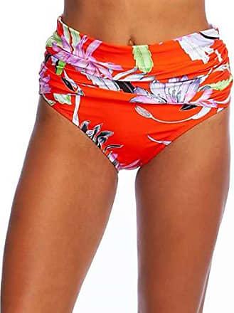 Trina Turk Womens High Waist Hipster Bikini Swimsuit Bottom