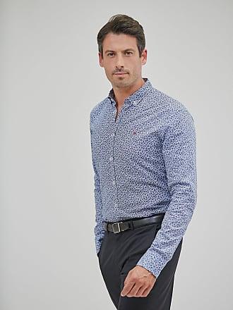 Marfel Springkode Men Shirt Blue XXL