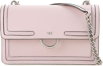 Pinko Shoulder Bag for Women On Sale, Light Pink, Leather, 2017, one size