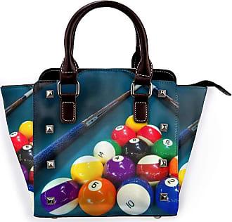 Browncin Opening Billiards Detachable Fashion Trend Ladies Handbag Shoulder Bag Messenger Bags