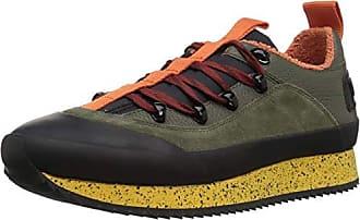 64732496afaf SNentish Sneakers Olive Green Diesel Men t Sneakers