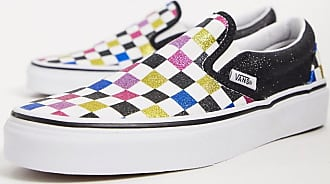 slippers vans noires