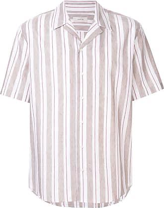 Cerruti striped shirt - NEUTRALS