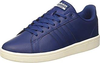3a22309afd1 adidas Adidas Cloudfoam Advantage Sneakers, heren, Ftwwht/Ftwwht/Cburgu -  blauw -