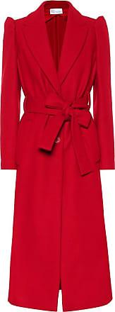 Red Valentino Mantel aus einem Wollgemisch