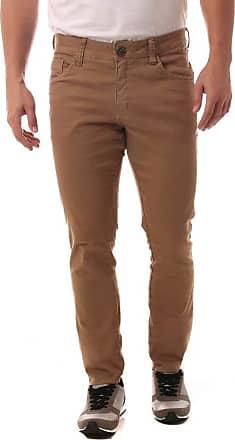 Eventual Calça Jeans Eventual Skinny Caqui 40