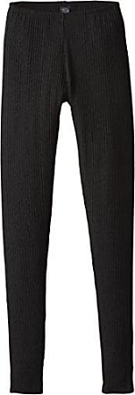 Only Hearts Womens French Terry Poor Boy Rib Legging, Black, L