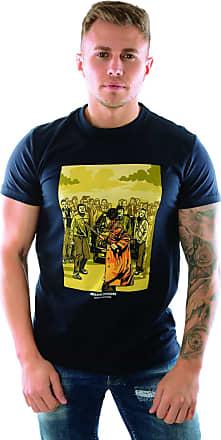 Weekend Offender The Firm T-Shirt in Navy XL