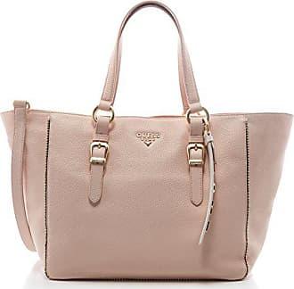 553d20b046 Guess Bags Tote, Sacs portés épaule femme, Rose, 13x25x40 cm (W x