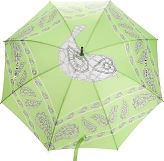 Natasha Zinko Ombrello con stampa - Di colore verde
