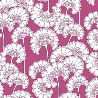 York Wallcoverings Tapete Japanese Floral