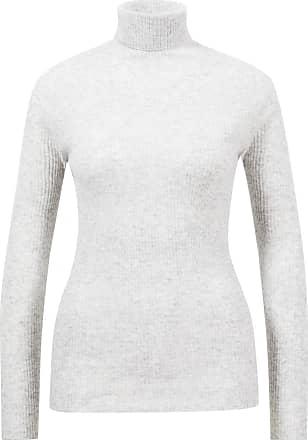 Fabiana Filippi Woll-Seiden-Pullover Grau