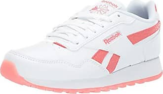 413fb47ef97 Reebok Womens Classic Harman Sneaker White Rose 5 M US