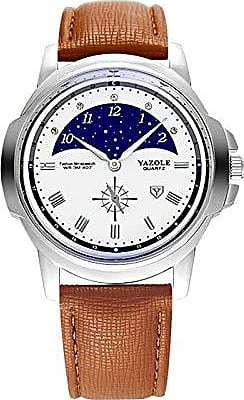 Yazole Relógios de Pulso Masculino YAZOLE Z 407 à Prova d Água (5)