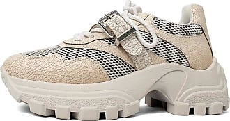 Damannu Shoes Tênis Chunky Ivete - Cor: Branco - Tamanho: 39