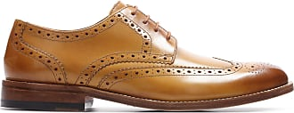 Clarks Mens Tan Clarks James Wing Size 8.5