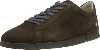 Softinos Mens Cer480sof Low-Top Sneakers, Brown (Ground 006), 11.5 UK