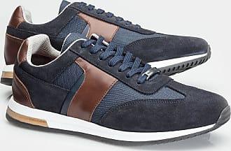 Walbusch Herren Sneaker-Schuh noch offen: Größenlauf Blau einfarbig noch offen: Filter Eigenschaften