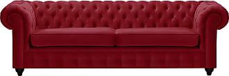 SLF24 Chesterfield Max 3 Seater Sofa-Velluto 7