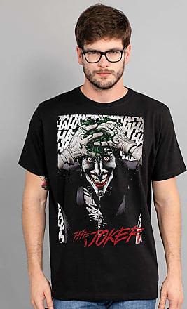 DC Comics Camiseta The Joker A Piada Mortal Black