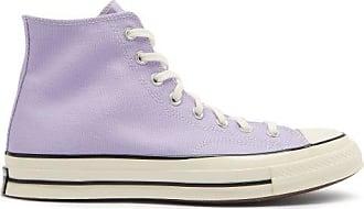Converse Chuck 70 Canvas High-top Trainers - Mens - Purple