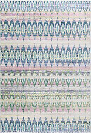 Benuta Teppich Visconti Blau 80x150 Cm   Moderner Teppich Für Wohn  Und  Schlafzimmer