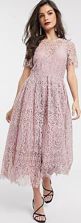 Asos : Robes Longueur Genou en Pink jusqu'à −71% | Stylight