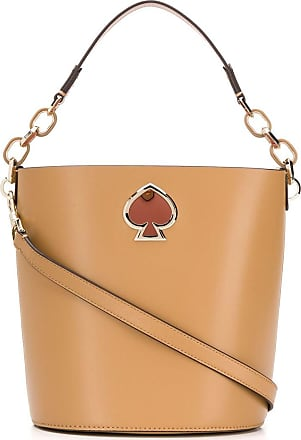Kate Spade New York Bolsa saco com logo - Neutro