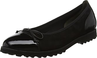 746cb25a4fdf Gabor Shoes Gabor Jollys, Womens Ballet Flats, Black (17 Schwarz), 5