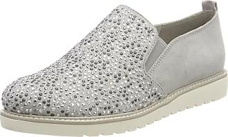 Jana Womens 24603 Loafers, Grey (Lt. Grey), 6.5 UK