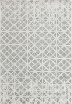 Nain Trading 89x59 Oriental Rug Deisgn Gabbeh Grey/Beige (Wool/Viscose, Indien, Hand-Knotted)