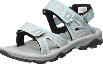 The North Face Womens W Hedgehog Sandal II Hiking, Blue (High Rise Grey/Canal Blue C5h), 8 (41 EU)