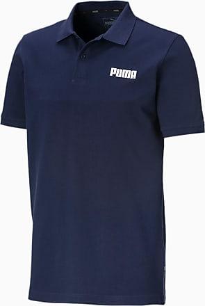 Puma Essentials Piqué Herren Polo | Mit Aucun | Blau | Größe: XXL