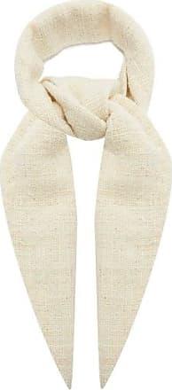 11.11 / eleven eleven 11.11 / Eleven Eleven - Single Spindle Cotton Neckpiece - Mens - Cream