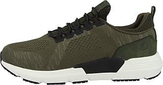 Dockers by Gerli Unisex Adults 46FZ001-706850 Sneaker, Khaki, 11.5 UK