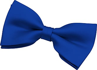 Retreez Solid Plain Color with Square Textured Woven Pre-tied Boys Bow Tie