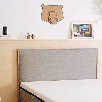 Tediber Lincroyable Tête de Lit 160cm - Offerte avec lachat dun incroyable ensemble matelas sommier. 100 nuits dessai - Marque française