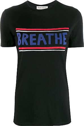 être cécile Camiseta Breathe - Preto