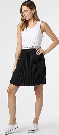 Calvin Klein Jeans Damen Kleid schwarz