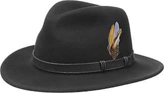 Made in USA Felt Cowboy with Leather Trim Summer-Winter Stetson Amasa VitaFelt Western Hat Women//Men