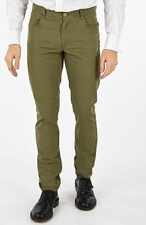 Corneliani CC COLLECTION Regular Fit SINAI Pants size 50