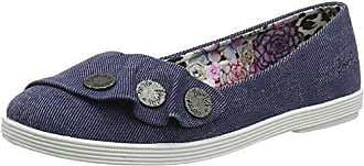 a8891e3d38d Blowfish Tucia, Zapatos de tacón con Punta Cerrada para Mujer, Azul (Blue  Hipster