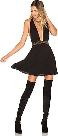 ále by Alessandra x REVOLVE Iria Embellished Dress in Black