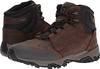 15c0ff58e9 Merrell Coldpack Ice+ Mid Waterproof (Clay) Mens Waterproof Boots