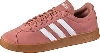 adidas VL Court 2.0 Sneaker Damen in raw pink, Größe 38