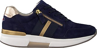 Gabor Blaue Gabor Sneaker Low 928
