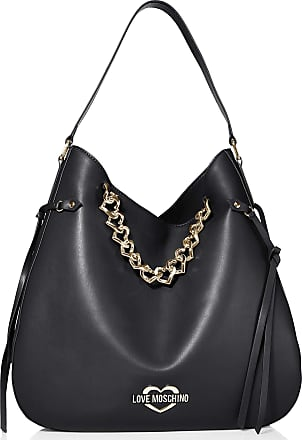 Love Moschino Jc4041pp1a Womens Shoulder Bag, Black (Nero), 9x35x37 centimeters (W x H x L)