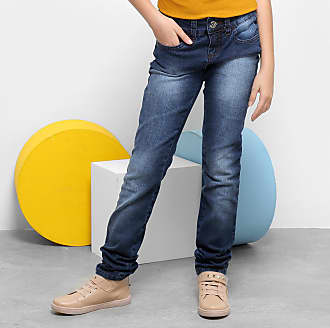 Colcci Fun Calça Jeans Infantil Colcci Fun Katy Feminina - Feminino a7d7ca10e52